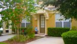 Villa rentals near Disney direct with owner, check out the The entrance to the townhouse complete with electronic keypad entry control