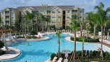 Condo rentals near Disney direct with owner, check out the Windsor Hills community pool