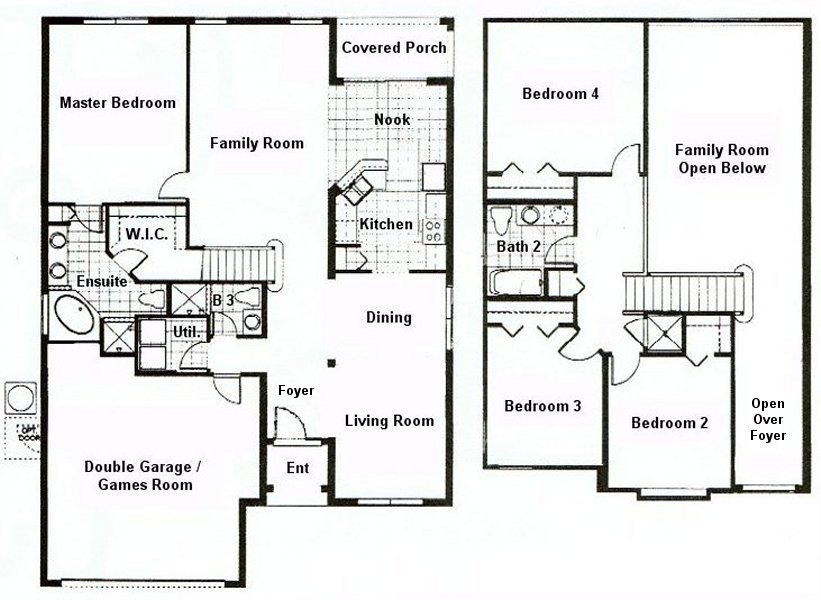 St Vincent Sound 1 Floorplan