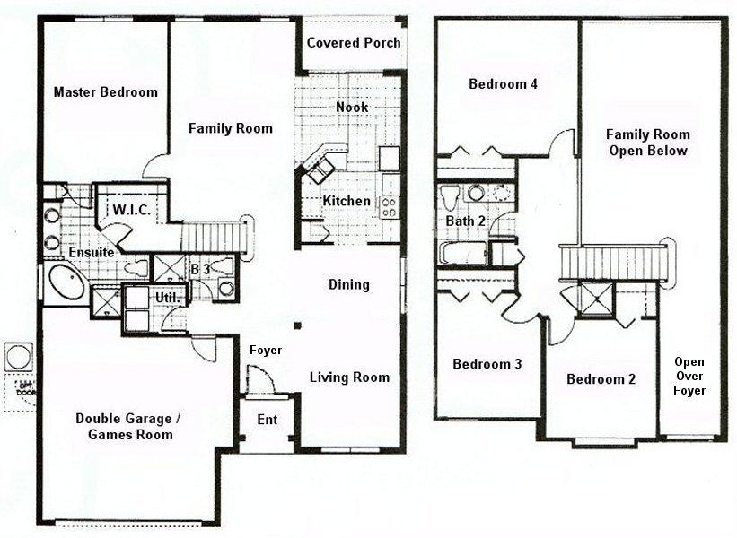 St Vincent Sound 1 Floorplan