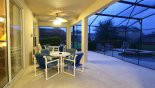 Orlando Villa for rent direct from owner, check out the Pool at night