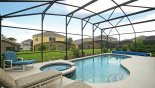 Magna Bay 16 Villa rental near Disney with South-facing pool and spa