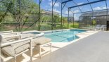 Orlando Villa for rent direct from owner, check out the Large pool deck