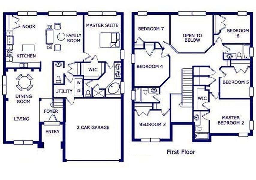 Magna Bay 8 Floorplan