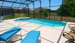 Villa rentals in Orlando, check out the Sun all day no back neighbors