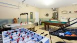 Naples Beach 1 Villa rental near Disney with Games room with laundry facility in the corner